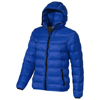 Norquay insulated ladies jacket in blue