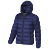 Norquay insulated ladies jacket in navy