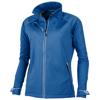 Kaputar ladies softshell jacket in blue