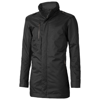 Lexington insulated jacket in black-solid