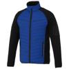 Banff hybrid insulated jacket in blue