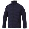 Banff hybrid insulated jacket in navy