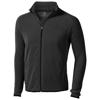 Brossard micro fleece full zip Jacket in anthracite