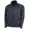 Richmond knit Jacket in heather-charcoal