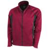 Richmond knit Jacket in heather-red