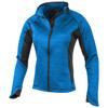 Richmond ladies knit jacket in heather-blue