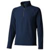 Bowlen polyfleece quarter zip in navy