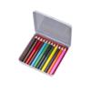 Coloured Pencil Set - White in open