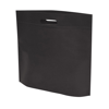 Budget Exhibition Tote Bag in black