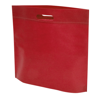 Budget Exhibition Tote Bag in red