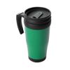 Travel Mug in green-black