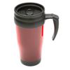 Travel Mug in red-black
