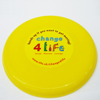 Large Flying Disc in yellow
