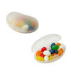 Jelly Beans In Clear Container in clear