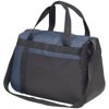 Westwell Kitbag in navy-and-black