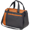 Westwell Kitbag in orange-and-black