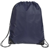 Knole Premium Drawstring Bag in navy