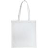 Sandgate 7oz Cotton Canvas Tote Bag in white