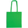 Snowdown Premium Cotton Tote Bag in green