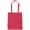 Chatham Budget Tote/Shopper Bag in red