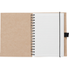 Birchley A5 Recycled Notebook in natural