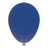 12 Inch Latex Balloons in dark-blue