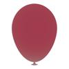 10 Inch Latex Balloons in maroon