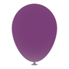 10 Inch Latex Balloons in purple