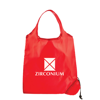 Scrunchy Shopper in red