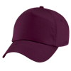 Original Cotton Cap in burgundy