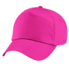 Original Cotton Cap in fuchsia