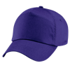 Original Cotton Cap in purple