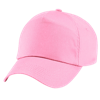 Kids Original Cotton Cap in classic-pink