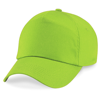 Kids Original Cotton Cap in lime-green22