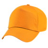 Kids Original Cotton Cap in orange