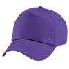 Kids Original Cotton Cap in purple