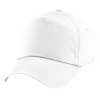 Kids Original Cotton Cap in white