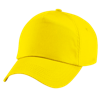 Kids Original Cotton Cap in yellow