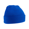 Acrylic Knitted Hat in bright-royal