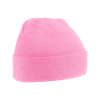 Acrylic Knitted Hat in classic-pink