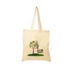 Dunham 5oz Premium Natural Cotton Shopper Bag in natural