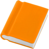 Eraser - Book Shape in orange
