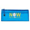 Jewel Pencil Case in blue