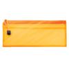 Jewel Pencil Case in orange