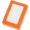 Eraser - Snap in neon-orange