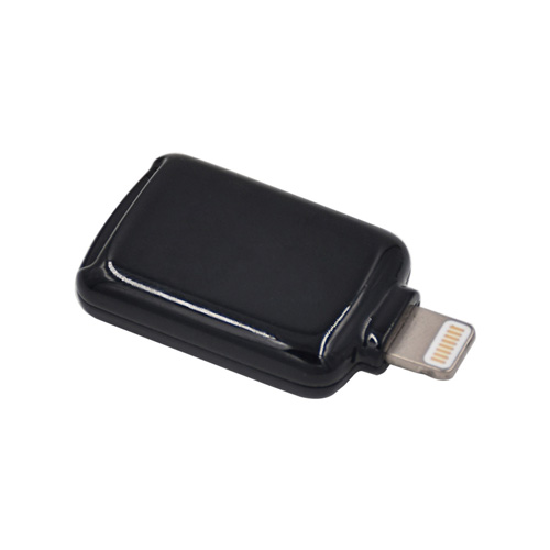 Idevices Card Reader in black