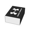 Blocki Microfiber Cleaning Pad in black