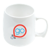 Classic Mug in white