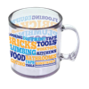 Standard Mug in clear