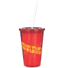 Stadium Cup in trans-red